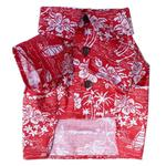 View Image 1 of Red Haze BBQ Dog Shirt by Dog Threads