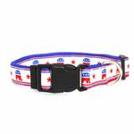 View Image 2 of Republican Party Nylon Dog Collar