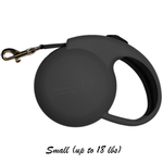 View Image 2 of Parisian Pet Retractable Dog Leash - Black
