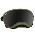 View Image 2 of Rex Specs Dog Goggles - Army Green