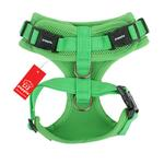 View Image 1 of Ritefit Soft Dog Harness by Puppia - Green