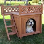 View Image 2 of Room with a View Outdoor Dog House