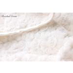 View Image 1 of Rosebud Pet Blanket by Hello Doggie - Cream