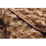 View Image 1 of Rosebud Pet Blanket by Hello Doggie - Cocoa