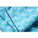 View Image 2 of Rosebud Pet Blanket by Hello Doggie - Turquoise