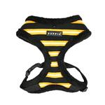 View Image 1 of Rowdy Dog Harness by Puppia - Black