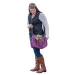 View Image 2 of R&R Pet Sling by Pet Gear - Mulberry