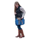 View Image 2 of R&R Pet Sling by Pet Gear - Navy