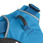 View Image 5 of Front Range Dog Harness by Ruffwear - Blue Dusk
