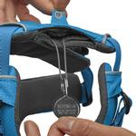 View Image 4 of Front Range Dog Harness by Ruffwear - Blue Dusk