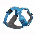 View Image 1 of Front Range Dog Harness by Ruffwear - Blue Dusk