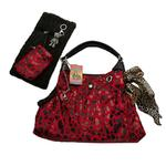 View Image 1 of RunAround Dog Tote Carrier - Red