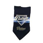 View Image 1 of San Diego Padres Mesh Dog Bandana