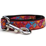 View Image 2 of Bali Breeze Dog Collar and Leash Set by Diva Dog