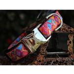 View Image 3 of Bali Breeze Dog Collar and Leash Set by Diva Dog