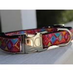 View Image 4 of Bali Breeze Dog Collar and Leash Set by Diva Dog