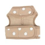 View Image 3 of Sassa Dog Harness Vest by Pinkaholic - Beige
