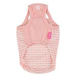 View Image 2 of Ella Dog Tank by Pinkaholic - Indian Pink