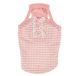 View Image 1 of Ella Dog Tank by Pinkaholic - Indian Pink