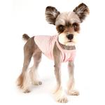 View Image 4 of Ella Dog Tank by Pinkaholic - Indian Pink