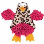 View Image 1 of Savvy Tabby Crinkle Chick Cat Toy - Pink
