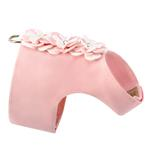 View Image 2 of Tinkie's Garden Special Occasion Bailey Dog Harness by Susan Lanci - Puppy Pink