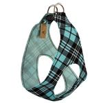View Image 2 of Scotty Step-In Dog Harness by Susan Lanci - Tiffi Plaid