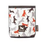 View Image 1 of Scout and About Compact Dog Treat Pouch - Vanilla