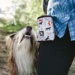 View Image 2 of Scout and About Compact Dog Treat Pouch - Vanilla