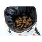 View Image 4 of Scout and About Compact Dog Treat Pouch - Vanilla