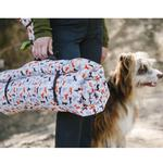 View Image 4 of Scout and About Outdoor Chill Pad Dog Mat - Vanilla