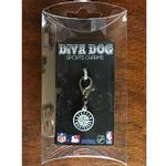 View Image 2 of Seattle Mariners Logo Dog Collar Charm