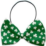 View Image 1 of Shamrock Dog Bow Tie