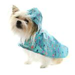 View Image 4 of Shoal Packable Dog Rain Poncho