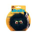 View Image 1 of Silly Squeakers Dog Toys - iBalls Black