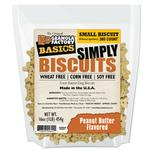 View Image 1 of Simply Biscuits Dog Treats - Peanut Butter