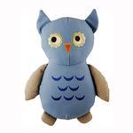 View Image 1 of Simply Fido Owl Dog Toy - Basic Big Joe Owl
