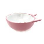 View Image 2 of Sleepy Kitty Pink Cat Bowl