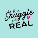 View Image 2 of The Snuggle is Real Dog Shirt - Teal