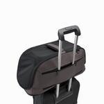 View Image 4 of Sleepypod Air Travel Pet Carrier Bed - Dark Chocolate