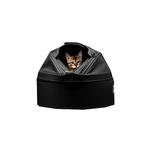 View Image 3 of Sleepypod Mobile Pet Carrier Bed - Jet Black