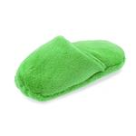 View Image 1 of Slipper Dog Toy - Green