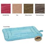 View Image 2 of Slumber Pet Reversible Dog Bed - French Blue