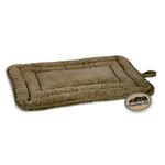 View Image 1 of Slumber Pet Reversible Dog Bed - Moss Green