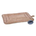 View Image 2 of Slumber Pet Reversible Dog Bed - Tan