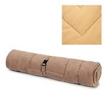 View Image 1 of Slumber Pet Reversible Dog Bed - Tan