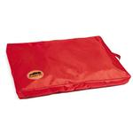 View Image 1 of Slumber Pet Toughstructable Dog Bed - Red