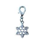 View Image 1 of Snowflake Collar Charm