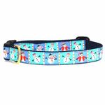 View Image 1 of Snowman Dog Collar by Up Country