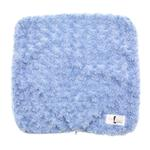 View Image 2 of Snuggle Pup Sleeping Bag Dog Bed by Hello Doggie - Rosebud Blue